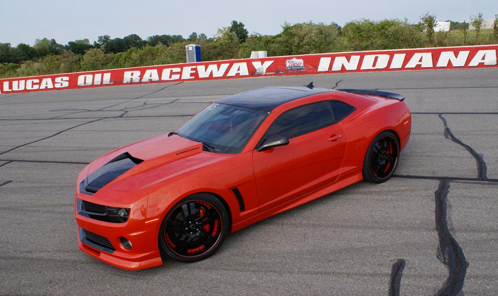 Camaro5fest  – Indy Raceway Park