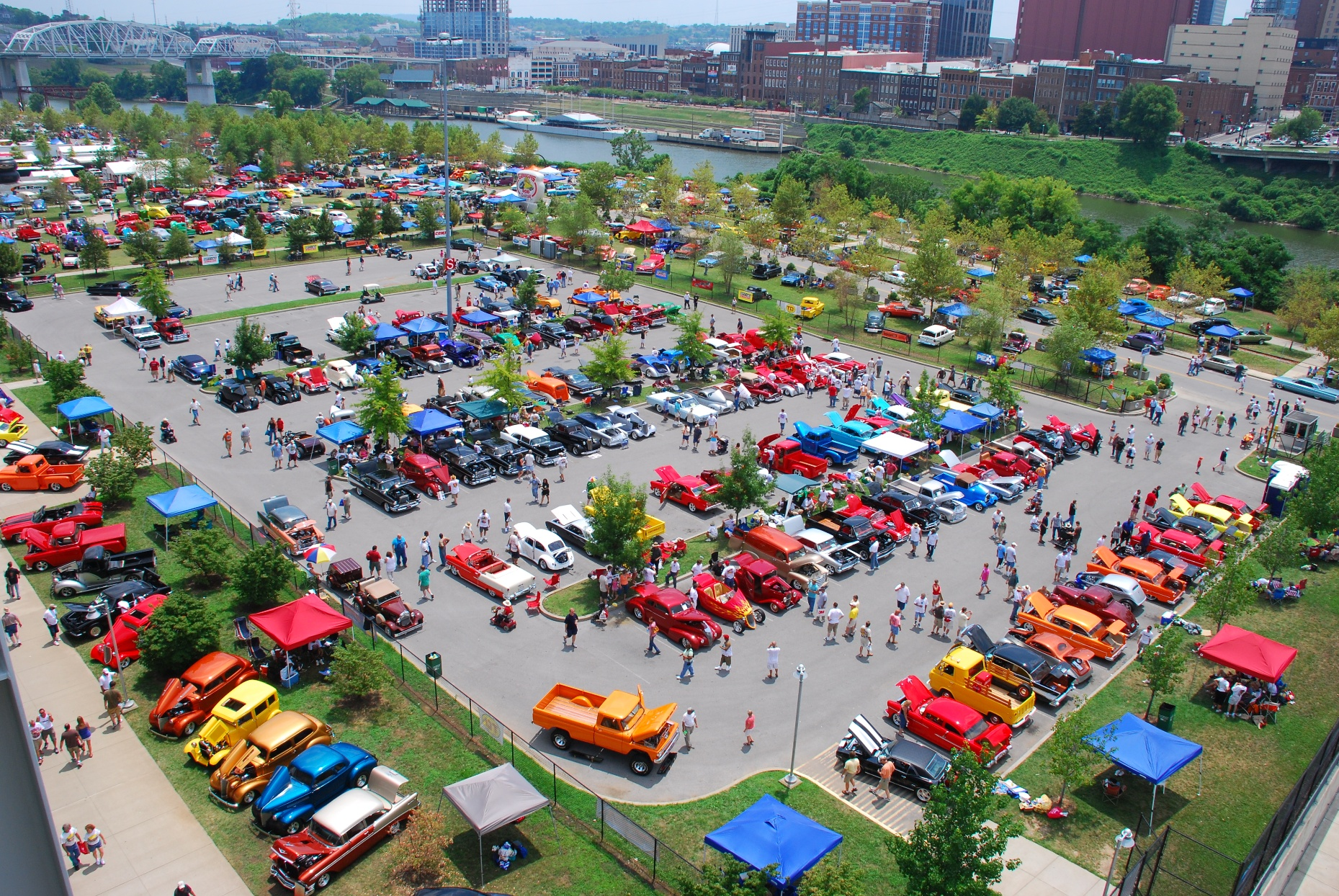 Car Shows In Nashville Tennessee